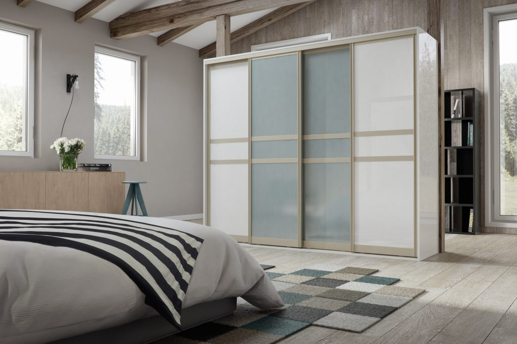 Built In Fitted Sliding Wardrobes Wakefield Covering