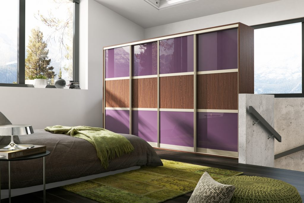 Built in fitted sliding wardrobes wakefield covering for Fitted bedroom furniture 0 finance